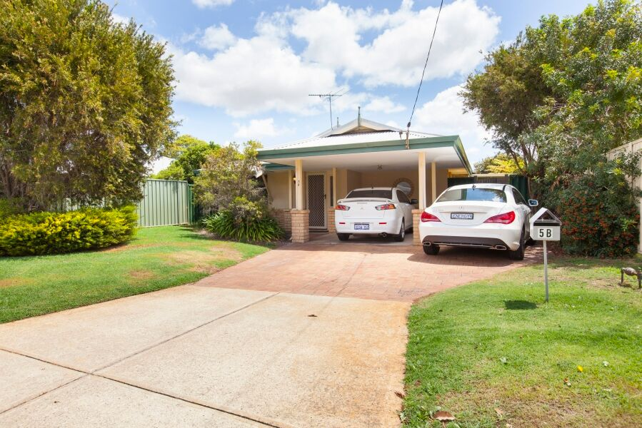 5b WALKINTON WAY EDEN HILL